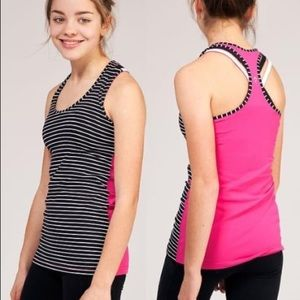 Ivivva Keep Your Cool Racerback Tank